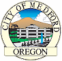 Official seal of Medford, Oregon
