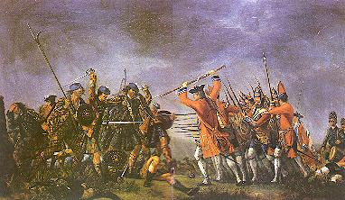 Battle culloden
