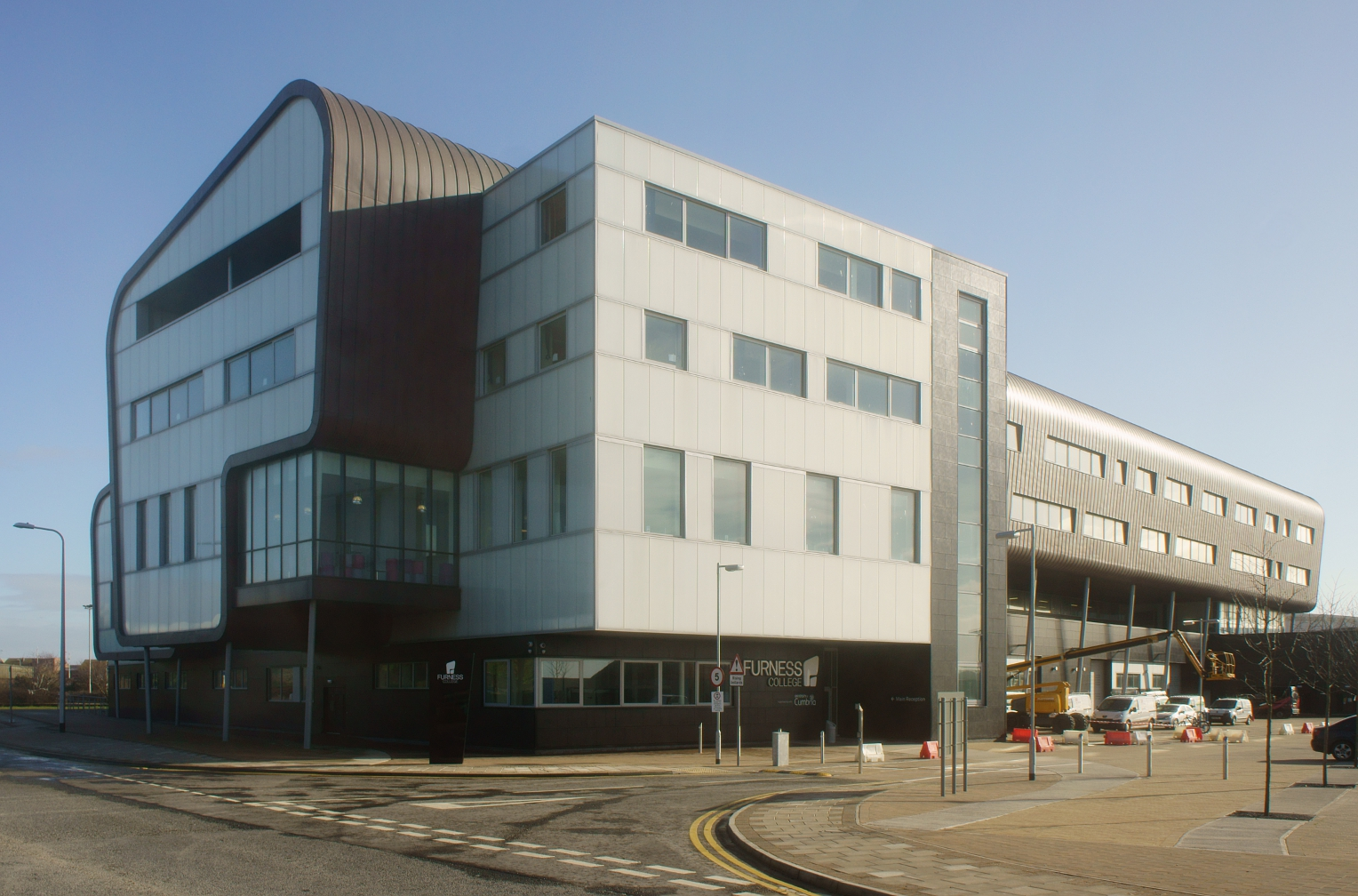 Furness College campus, Barrow-in-Furness