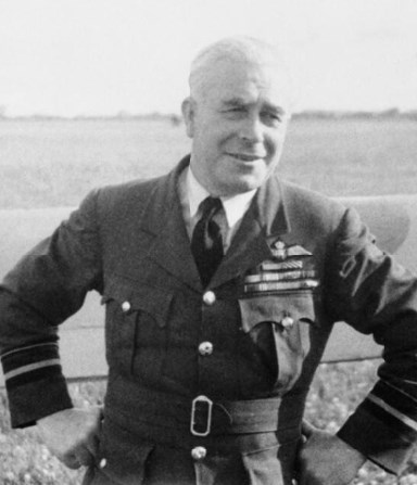Air Vice-Marshal Richard Saul