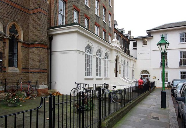 Convent of the Assumption, Kensington Square, London W8 - geograph.org.uk - 1588014