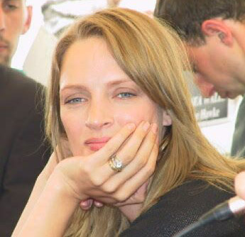 Uma.Thurman(cannesPress Conference)