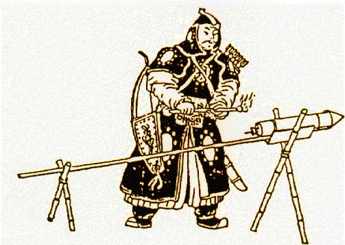 Yuan Dynasty Flamethrower Gunpowder Facts...