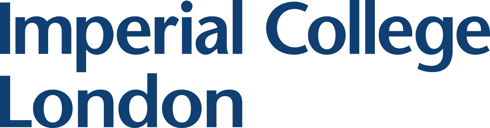 Imperial College London monotone logo