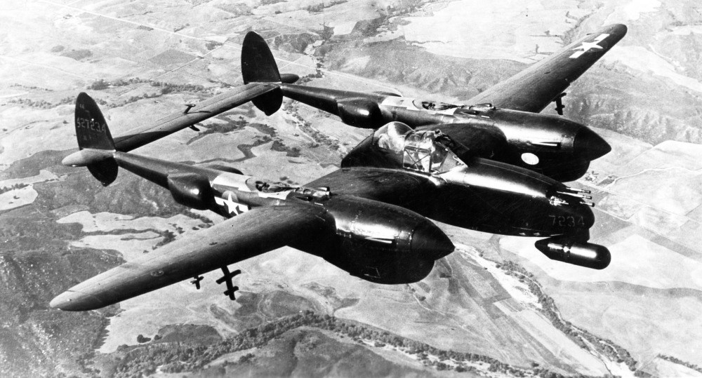 P-38M Night Fighter