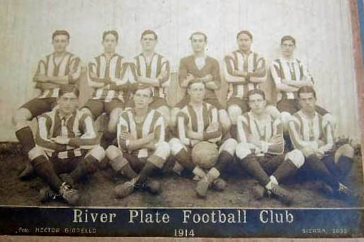 Riverplate (urug) 1914