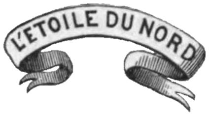 L'Étoile du Nord from AmCyc Minnesota seal