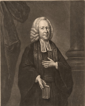 George Whitefield by James Moore