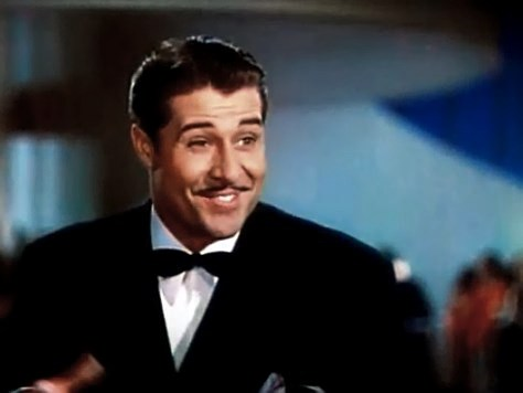 Don Ameche in Down Argentine Way