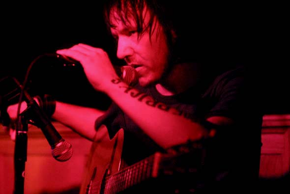 Elliott Smith live NYC