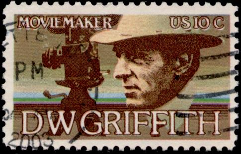 Stamp US 1975 10c Griffith