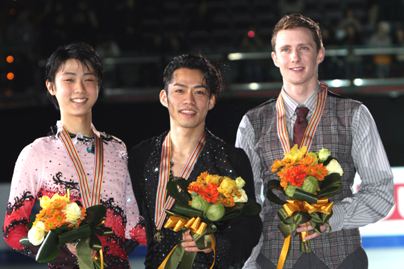 Four Continents Championships 2011 – Men