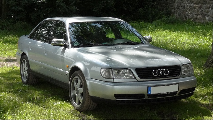 Audi A6 Facts For Kids