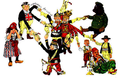 World war one web alliance