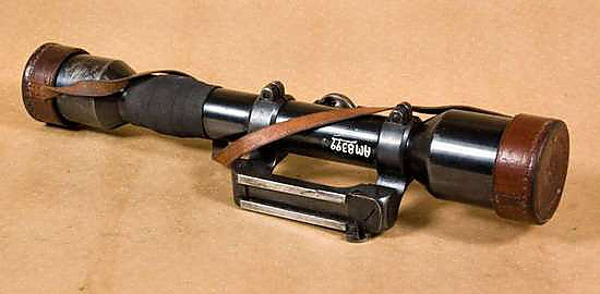 Sniper scope Facts for Kids