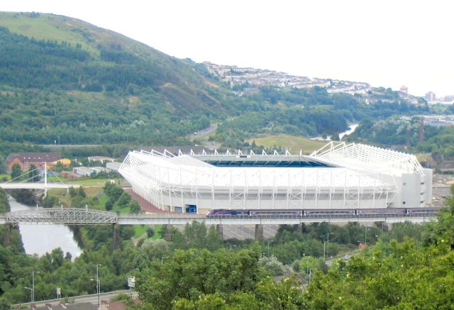 New Morfa Stadium - geograph.org.uk - 32243