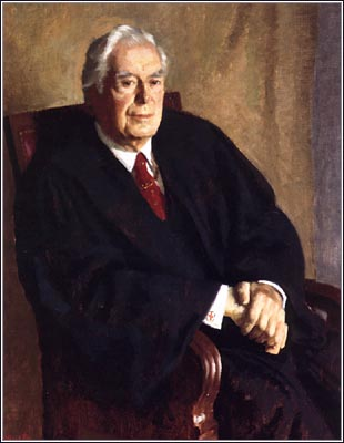 Warren Burger Official