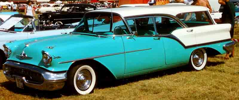 Oldsmobile 88 Facts for Kids