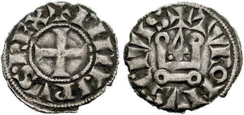Denier tournois 1270