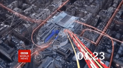 BBC World News countdown