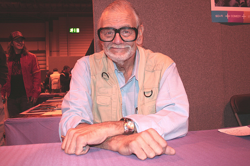 George A. Romero - 2005 horror convention