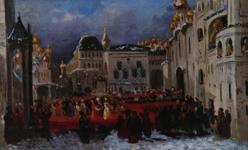 Bocharov - Cathedral Square