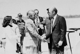 Gerald Ford Edwin Edwards 1976