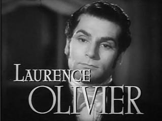 Laurence Olivier in Pride and Prejudice