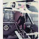 Marine One H-3 Helicopter