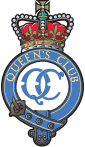 Official logo of the Queen's Club