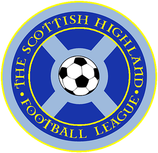 Highland Football League (emblem)