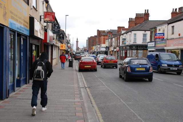 Freeman street - geograph.org.uk - 737481