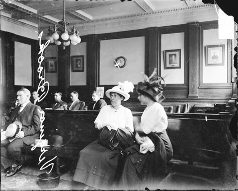 Virginia Brooks in court ichicdn n059485