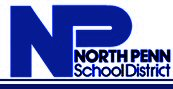 North Penn School District logo