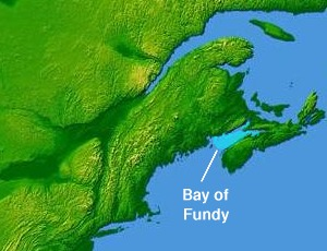 Wpdms nasa topo bay of fundy - en