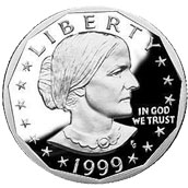 Anthony dollar coin