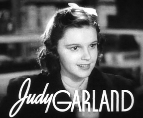 Judy Garland in Love Finds Andy Hardy trailer