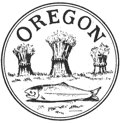 Oregon Provisional Government Seal