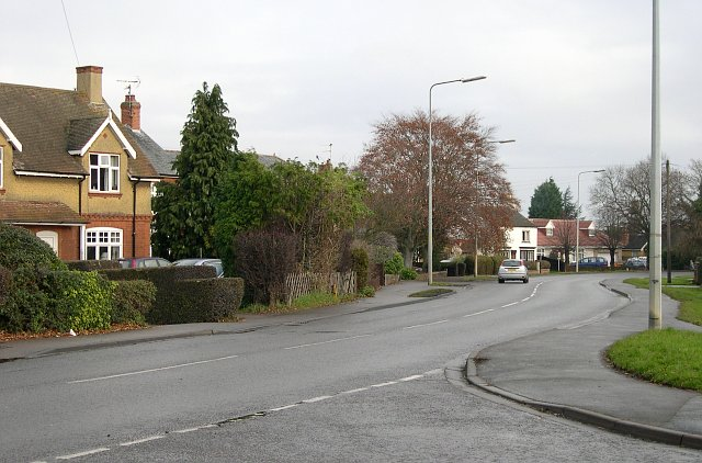 West Road, Bourne - geograph.org.uk - 96995