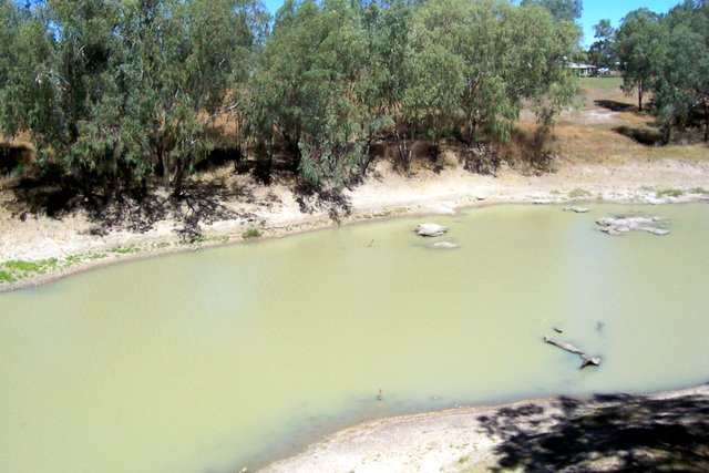 Darling River Louth