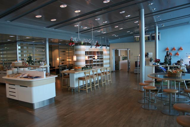 HEL SK Business Lounge general overview