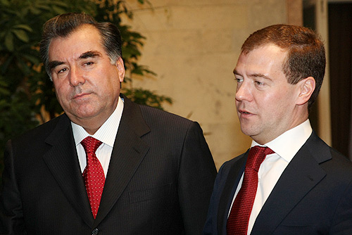 Dmitry Medvedev 4 February 2009-1