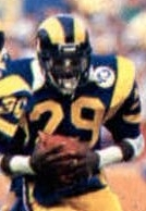 1986 Jeno's Pizza - 23 - Eric Dickerson and Barry Redden (Eric Dickerson crop)