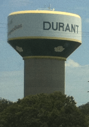 Durant OK tower