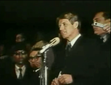 RFK speech on MLK