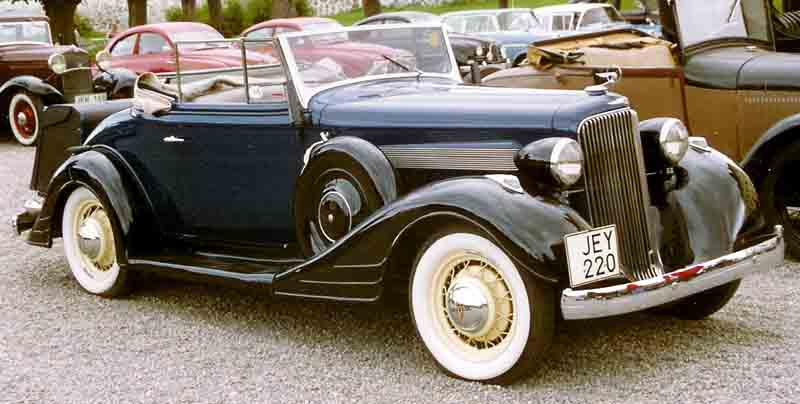 pontiac facts for kids 1946 Pontiac Convertible