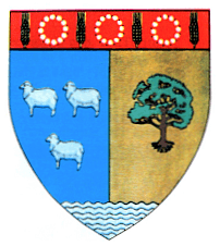 Coat of arms of Teleorman County