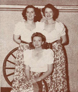 Stafford sisters 1941