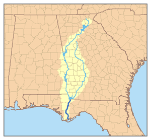 Apalachicola watershed