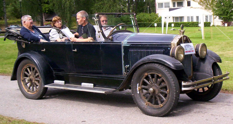Buick Standard Model 25 Touring 1925 2